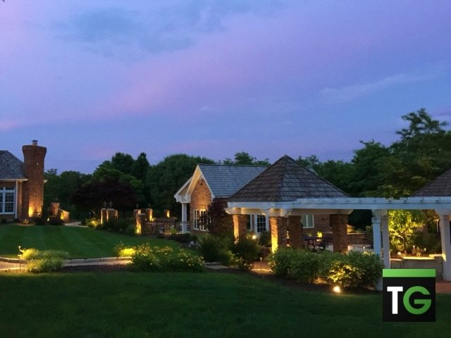 Outdoor LED Pool Lighting Washington MO_ws
